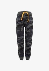 DeFacto - Pantalones deportivos - anthracite - 0