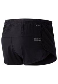 New Balance - Pantalón corto de deporte - black - 1