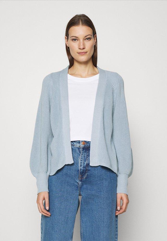 SLFEMMY CARDIGAN  - Kardigan - cashmere blue