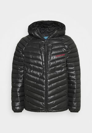 CLEAN PRO INSULATOR JACKET - Ski jacket - black
