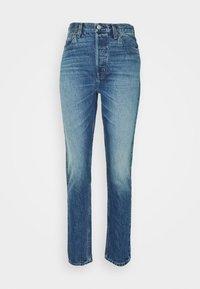Ética - ALEX - Slim fit jeans - blue lagoon - 5