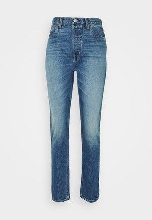 ALEX - Slim fit jeans - blue lagoon