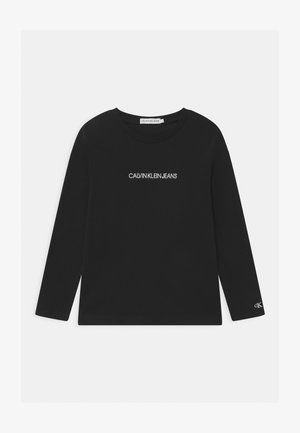 SMALL INSTITUTIONAL - Langarmshirt - black
