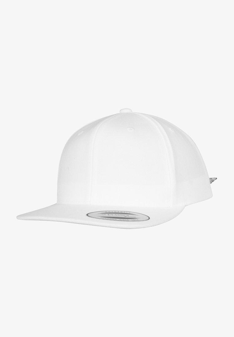 Flexfit - BANDANA TIE SNAPBACK - Cap - white