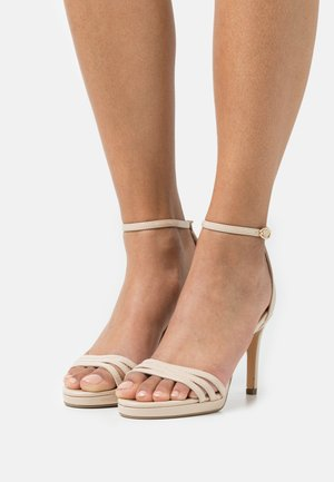 VEGAN MELISSA  - Sandały - beige