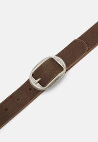 Esprit - ARIA BELT - Belt - brown - 2