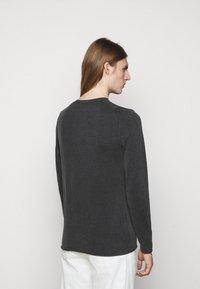 JOOP! Jeans - HOLDEN - Strickpullover - black - 2