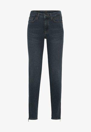 Jeans Skinny Fit - grey blue denim