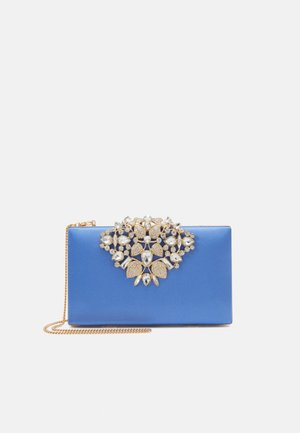 CANDICE EMBELISHED - Clutch - pale blue