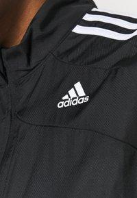 adidas Performance - MARATHON  - Sports jacket - black - 5