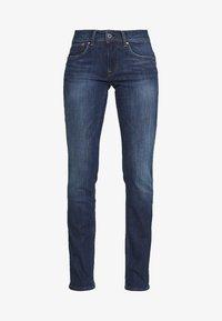 Pepe Jeans - HOLLY - Straight leg jeans - dark-blue denim - 3