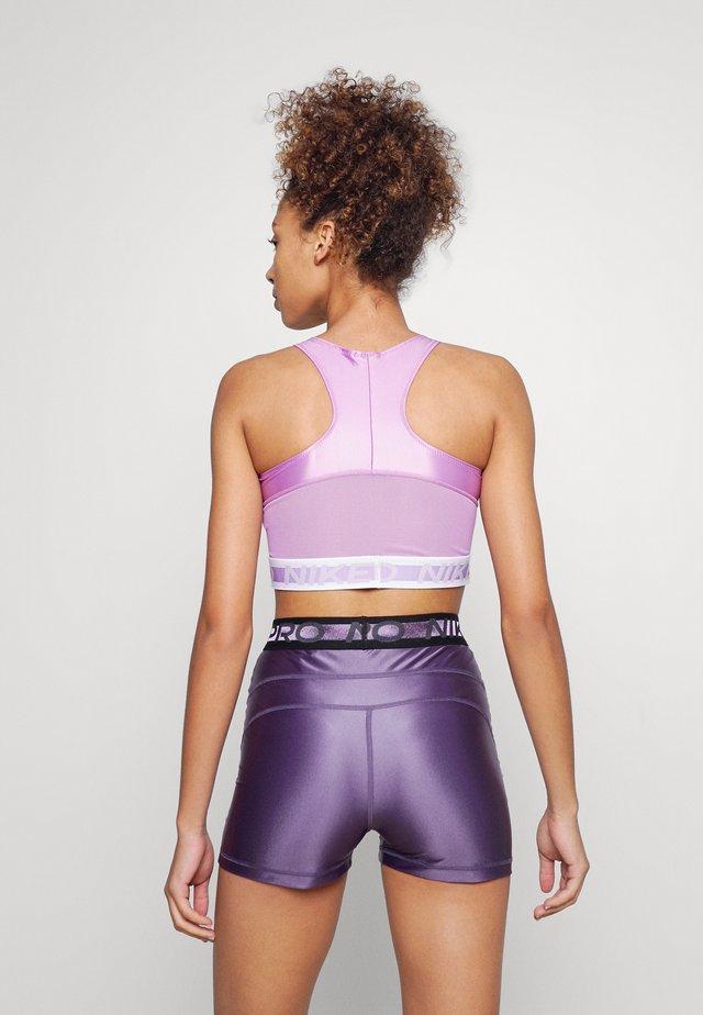 TANK - Top - violet shock/white