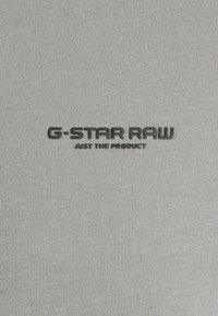 G-Star - SLIM BASE R T S\S - Basic T-shirt - charcoal - 6