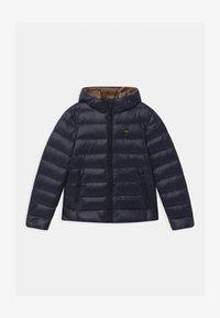 Blauer - GIUBBINI CORTI IMBOTTITO PIUMA - Down jacket - dark blue - 0