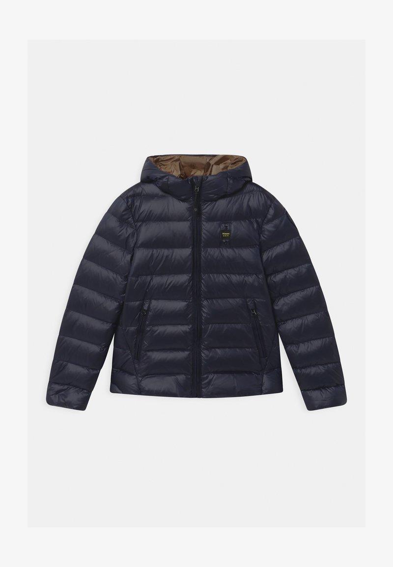 Blauer - GIUBBINI CORTI IMBOTTITO PIUMA - Down jacket - dark blue