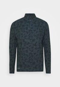 Endurance - ABBAS M PRINTED MIDLAYER - Camiseta de deporte - black print - 4