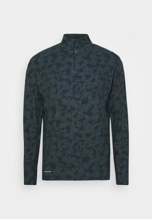 ABBAS M PRINTED MIDLAYER - Sports shirt - black print