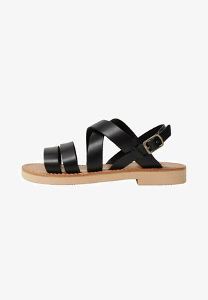 BRISBANE - Sandals - noir