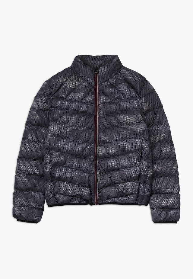 JACKET - Winter jacket - steel gray