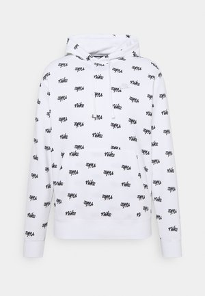 CLUB HOODIE  - Sweat à capuche - white