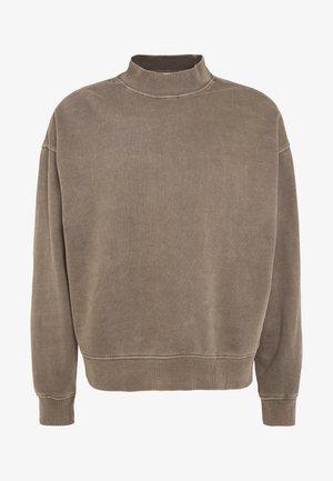 UNISEX DENNIS - Sweatshirts - brown