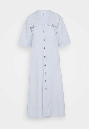 KATAGZ DRESS  - Denim dress - xenon blue