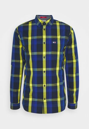 MULTICHECK SHIRT - Shirt - providence blue/multi-coloured