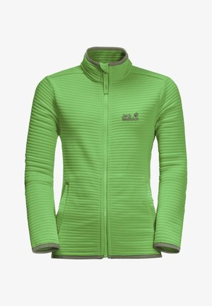 MODESTO - Fleece jacket - green jade