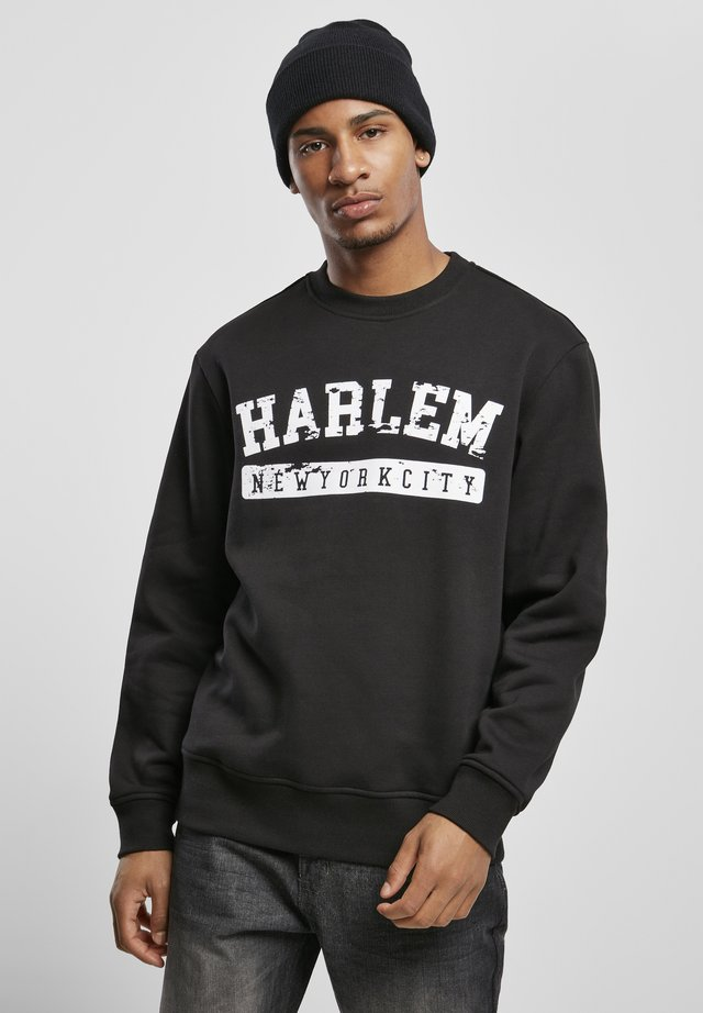 HARLEM  - Sweatshirt - black