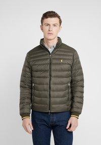 Polo Ralph Lauren - HOLDEN JACKET - Down jacket - dark loden - 0