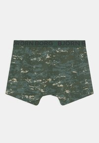 Björn Borg - DIGITAL WOODLAND SAMMY 2 PACK - Underkläder - duck green - 1