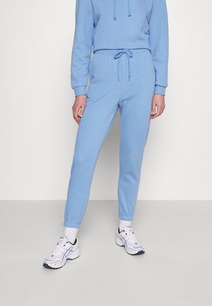 PCCHILLI PANTS - Tracksuit bottoms - little boy blue