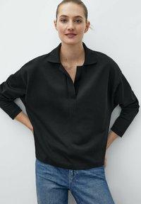 Massimo Dutti - Sweatshirt - black - 0