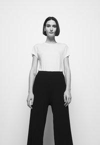Filippa K - CELESTE TROUSER - Trousers - black - 3