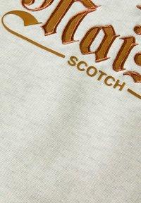 Scotch & Soda - ARTWORK - Sweatshirt - ecru melange - 2