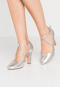 Anna Field - Zapatos altos - silver - 0