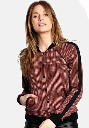 HOLLY  - Blouse - rot allover