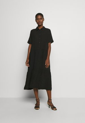 RAY - Shirt dress - black