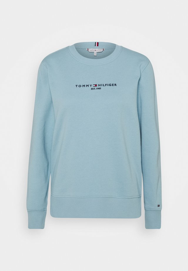 Sweatshirt - columbia blue