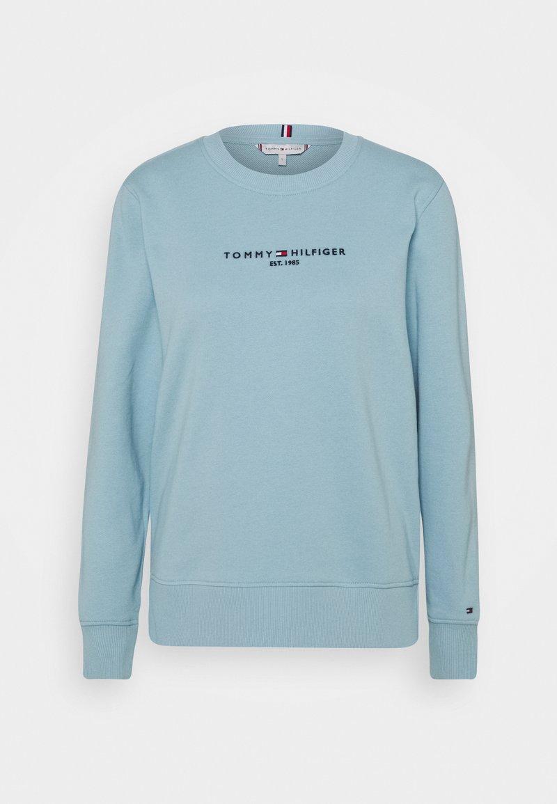 Tommy Hilfiger - REGULAR - Sweatshirt - columbia blue