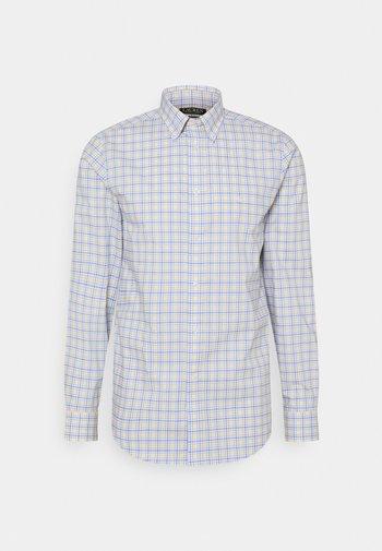 SUPIMA STRECH REGULAR FIT - Shirt - yellow/multi