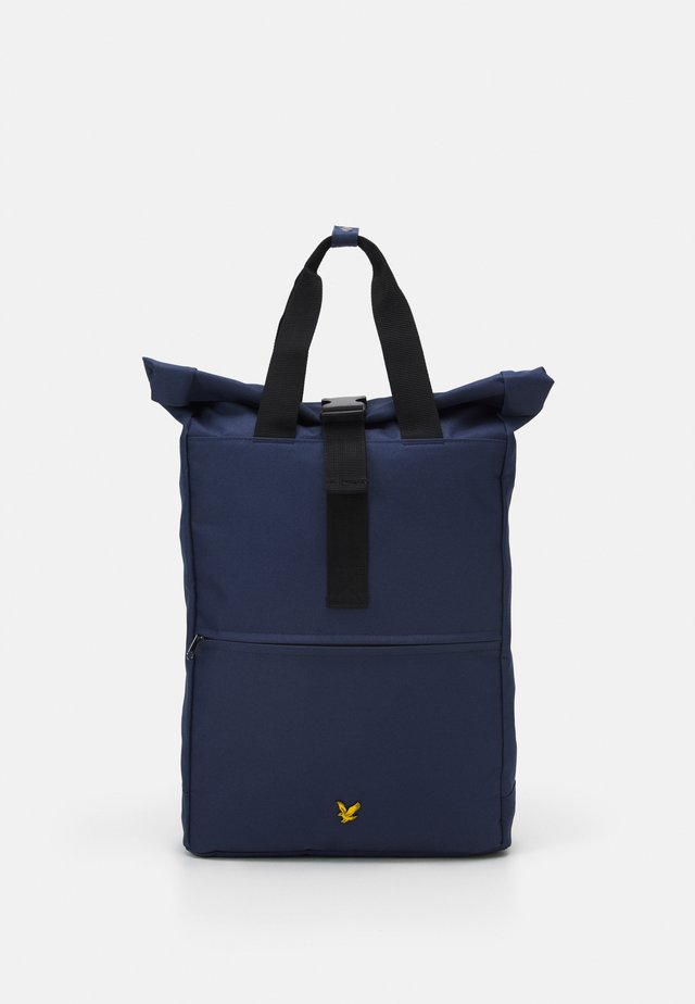 ROLL TOP BACKPACK - Batoh - navy