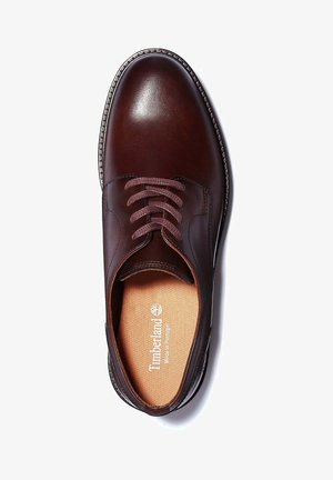 OXFORD - Zapatos con cordones - rust