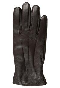 Jack & Jones - JACMONTANA GLOVES  - Gloves - dark earth - 1