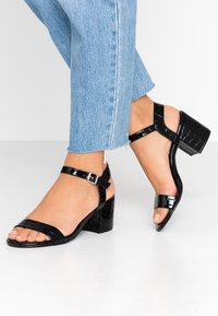 Even&Odd - Sandals - black - 0