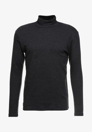 MERKUR - Long sleeved top - dark grey melange