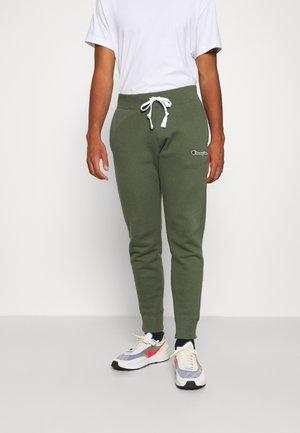 CUFF PANTS - Pantalon de survêtement - olive