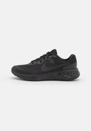 REVOLUTION 6 NN UNISEX - Neutral running shoes - black/dark smoke grey