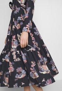 Vivetta - DRESS - Abito a camicia - dark blue - 5