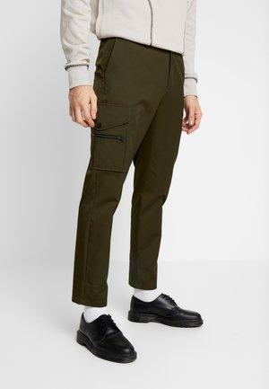 ONE  - Pantaloni - khaki